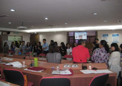 Teacher Talk Training Workshop