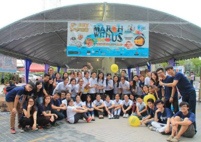 March with Us Charity Carnival