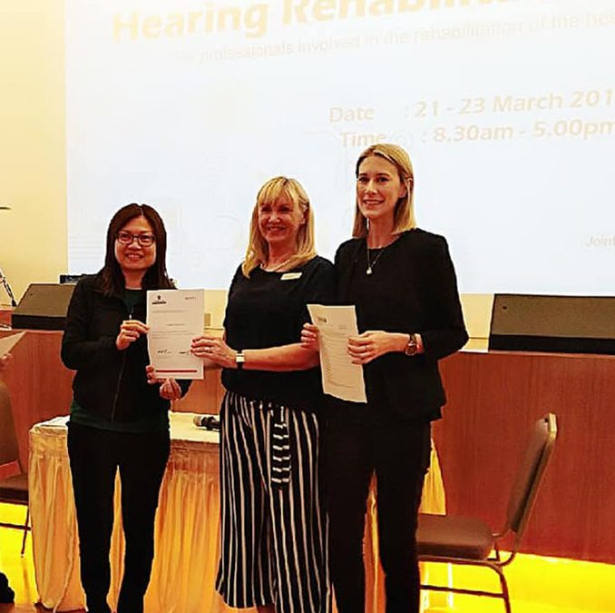 Hearing Rehabilitation Workshop
